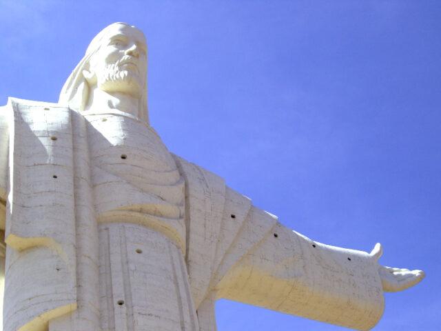 Cristo de la Concordia Cochabamba Bolivien