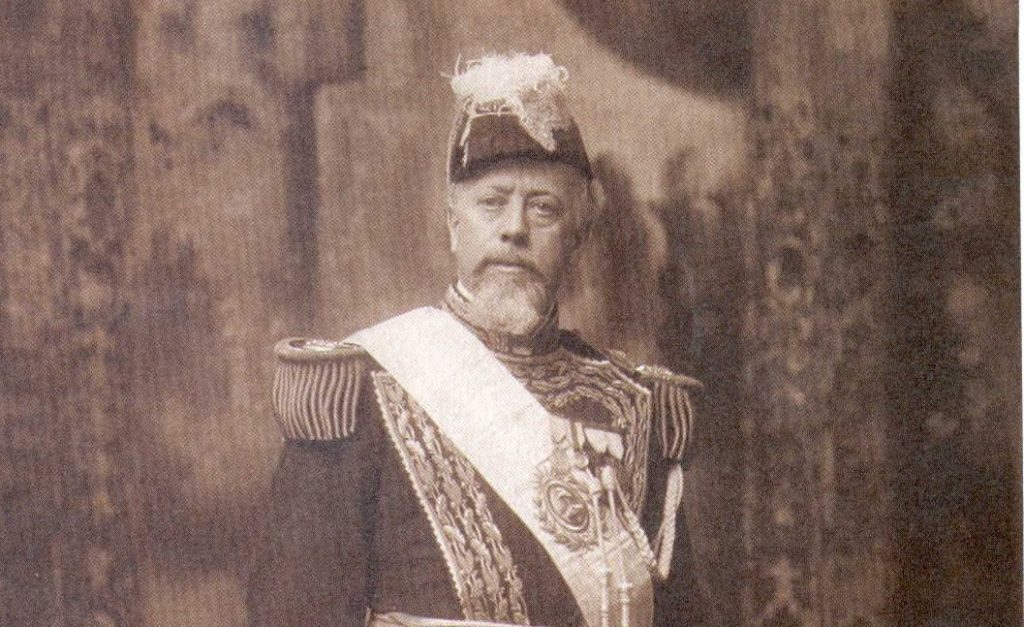 Julio- Argentino Roca