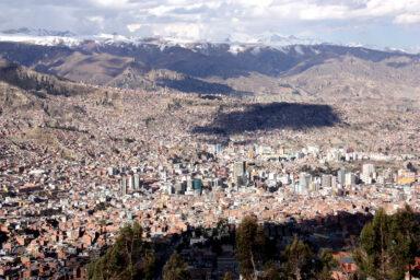 La Paz Bolivien