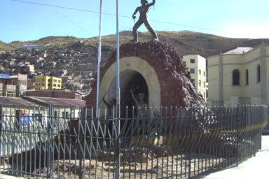 Oruro Bolivien