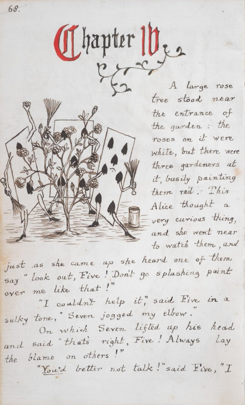 Lewis Carroll Alice's Adventures