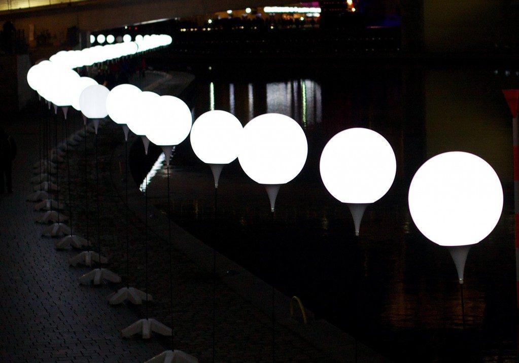 Lichtergrenze Berlin
